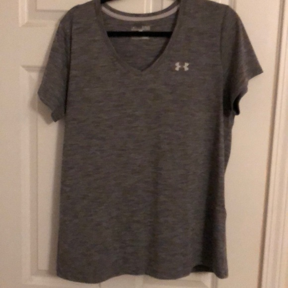 Under Armour Tops Womens Vneck Tshirt Poshmark